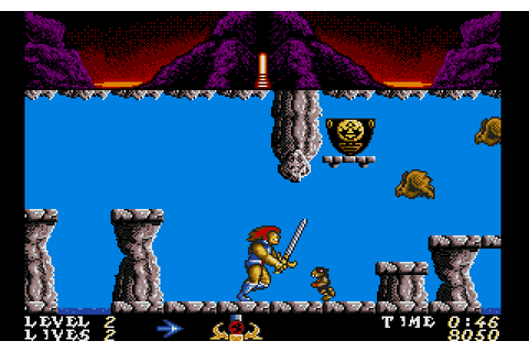 ThunderCats (1988) by Elite Atari ST game
