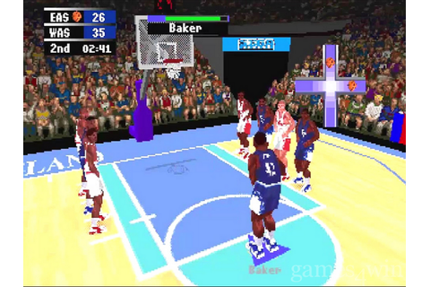 NBA Action 98 Download on Games4Win