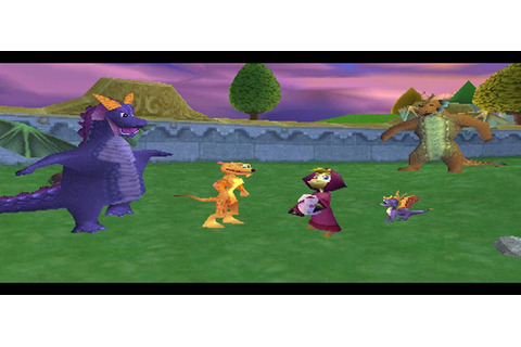 Spyro Year Of The Dragon PC Game Free Download Full ...