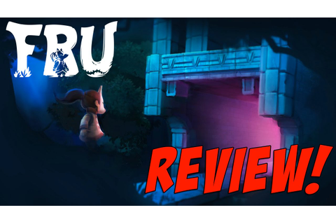Fru Kinect Game Review/Impression - YouTube