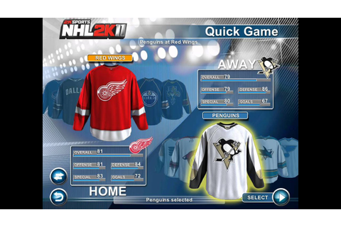 NHL 2K11 HD For iPad Review/Gameplay - YouTube
