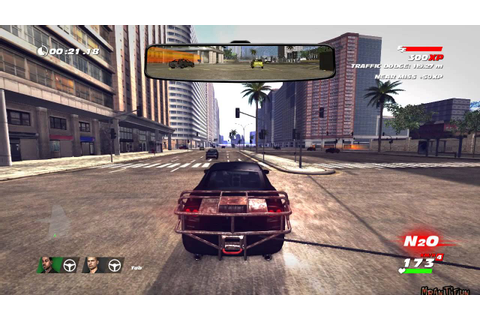 Fast & Furious Showdown CFW PS3 - INSIDE GAME