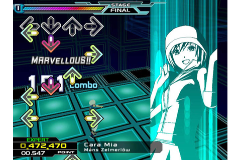Dance Dance Revolution SuperNOVA 2 (USA) ISO