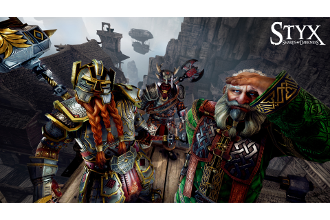 New screenshots revealed for Styx: Shards of Darkness ...