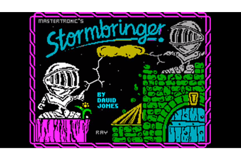 Stormbringer Screenshot – More Spooky Forest and Robin of Shylock ...