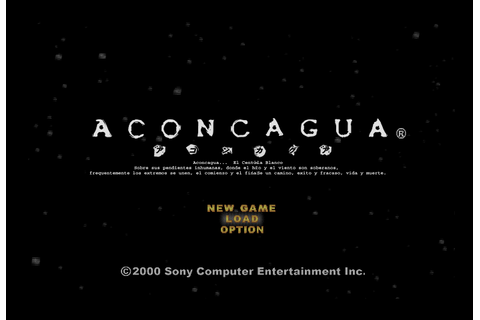 Aconcagua (PSX) Game - Playstation - Forum ...