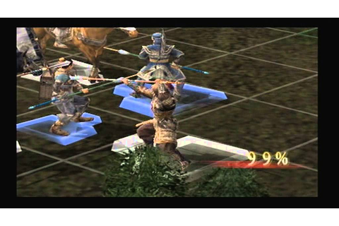 Dynasty Tactics 2 (PS2) - YouTube