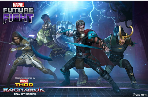 MARVEL FUTURE FIGHT ANDROID GAME REVIEW — Steemit
