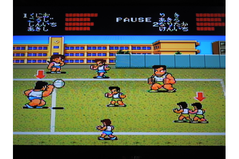 PC Engine – Super Dodge Ball | Obscure Video Games
