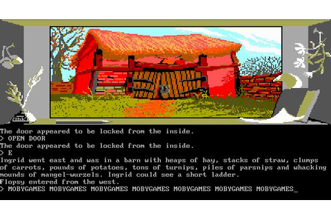 Gnome Ranger 2: Ingrid's Back Download (1988 Adventure Game)