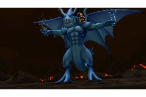 Xbox 360 game Review – Blue Dragon