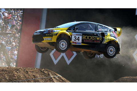Rally Cross to be held outside on streets of LA for X Games 17