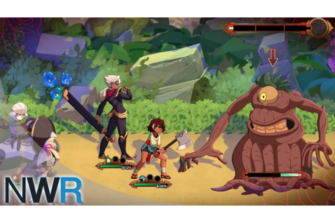 17 Minutes of Indivisible Gameplay (PC Version) - YouTube