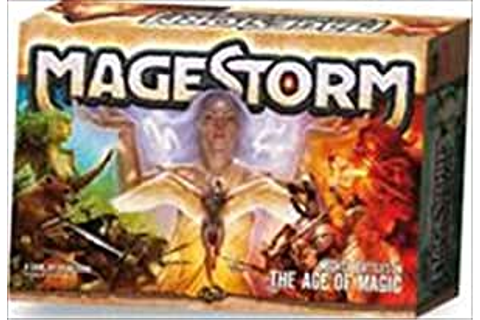 Amazon.com: Nexus MAG001 Magestorm Board Game: Toys & Games