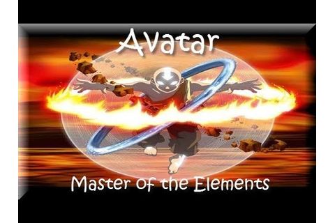Avatar Master Of The Elements Full Gameplay HD - Avatar ...