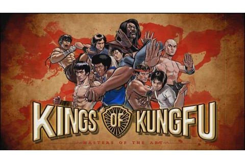 Kings of Kung Fu: The Game Out Now