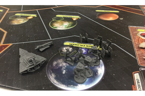 Star Wars Rebellion - May the 4th be with you! - The Board ...