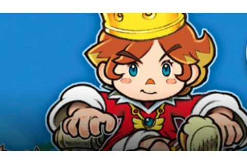 Little King's Story • Eurogamer.net