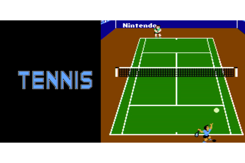 Tennis | NES | Games | Nintendo