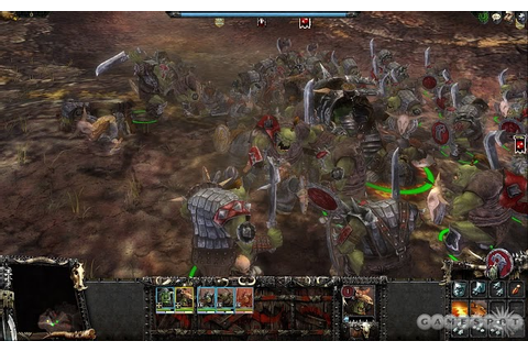 Warhammer Mark Of Chaos Battle March PC Game ~ Download ...
