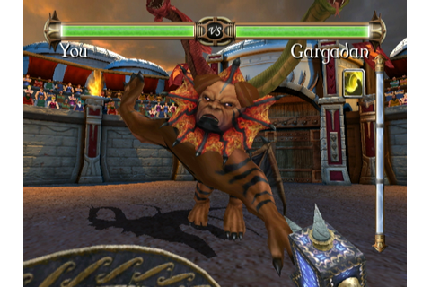 Download a game Rage of the Gladiator android