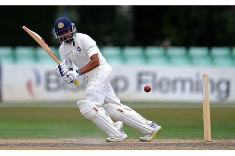 Prithvi Shaw's road from school cricket to India's Test ...