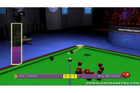 World Snooker Championship 2007 - Download game PS3 PS4 ...