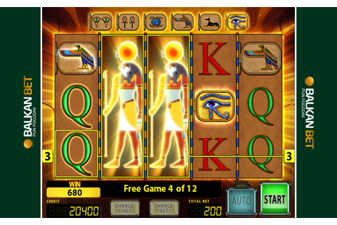 Eye of Horus BB 1.0 APK Download - Android Casino Games