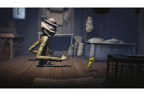 Game-review: Little Nightmares, creepy kleinood | Bright.nl