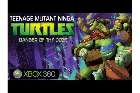 ‫كاملة Teenage Mutant Ninja Turtles : Danger of the Ooze ...