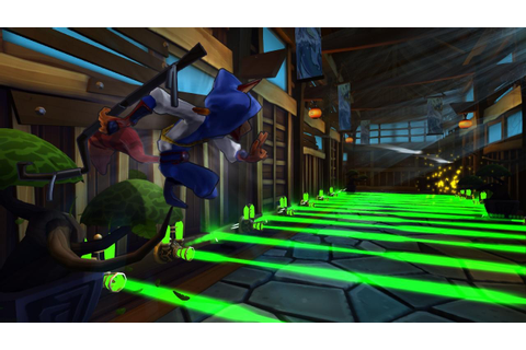 » Test : Sly Cooper : voleurs à travers le temps (PS3 / PS ...