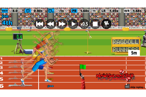 Ragdoll Runners PC Game Free Download