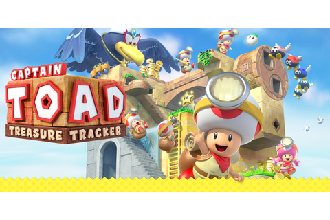 Captain Toad: Treasure Tracker | Nintendo 3DS | Games ...