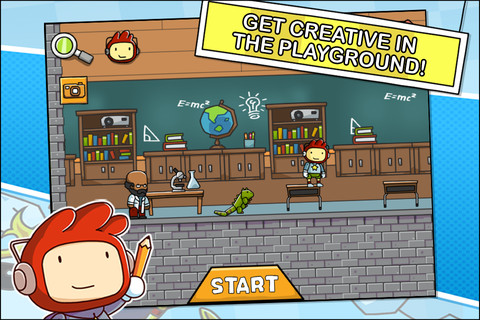 Play Scribblenauts Remix Online Game Free