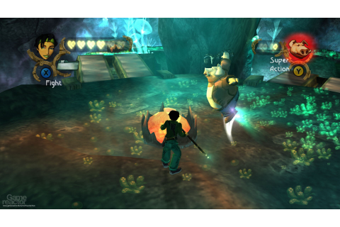 Pictures of Beyond Good & Evil HD 3/9