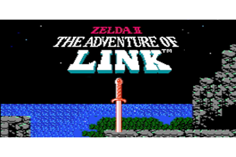 Zelda II: The Adventure of Link | NES | Games | Nintendo
