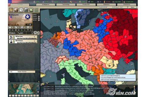 Hearts of Iron 2: Doomsday Screenshots, Pictures ...