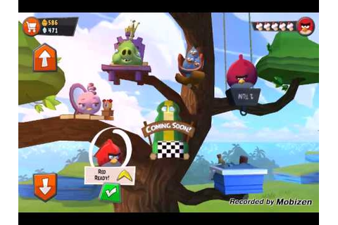 Angry birds Go! Game play - YouTube