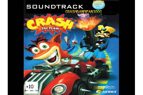 Crash tag Team Racing Soundtrack - Happily Ever Faster ...