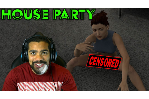 I NEED SO MUCH JESUS FOR PLAYING THIS GAME! | House Party ...