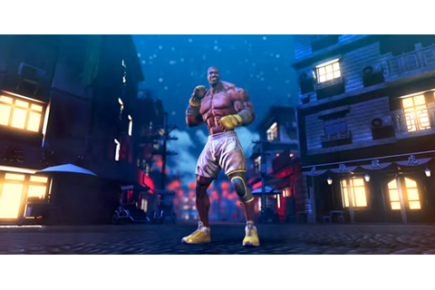 Shaq Fu: A Legend Reborn unveiled at Video Game Awards ...