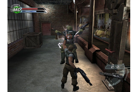 Psi-Ops: The Mindgate Conspiracy Screenshots for Windows ...