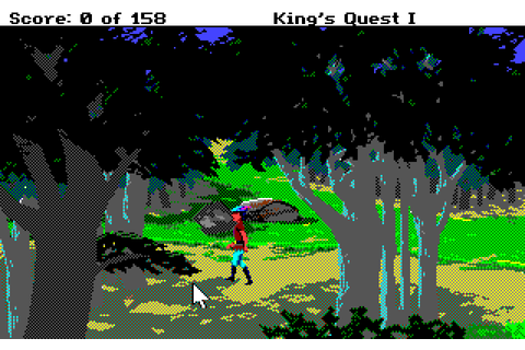 King\'s Quest I: Quest For The Crown Enhanced : The ...