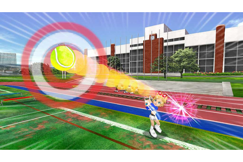 Everybody´s Tennis › Games-Guide