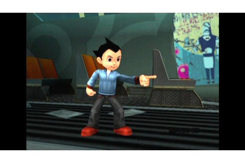 Astro Boy: The Video Game ... (PS2) - YouTube