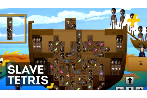 Is Slave Tetris Educational Or Really Racist? - YouTube