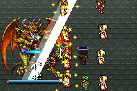 'Final Fantasy: All the Bravest' is Square Enix's first ...