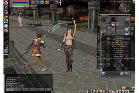 RAN Online ~ MMO Game Base