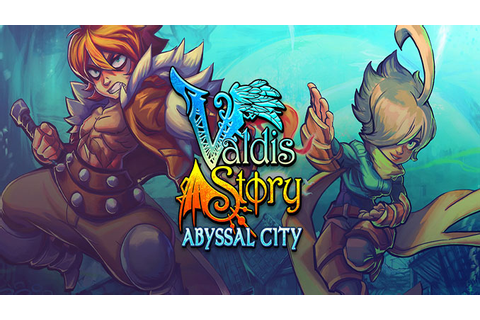 Valdis Story: Abyssal City - Download Full - Free GoG PC Games