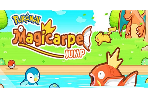 Pokémon : Magicarpe Jump – UltiGame.fr
